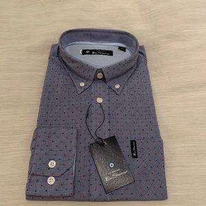 Ben Sherman - Long Sleeve button down shirt.